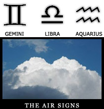 The Air Signs