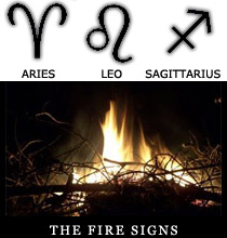 The Fire Signs