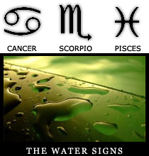 The Water Signs